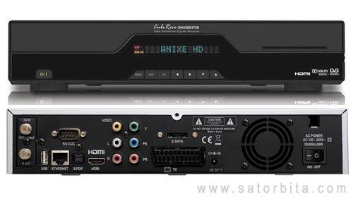Ipbox 900 hd pvr - спутниковый hdtv ресивер на базе ос linux с возможностью установки одного входного тюнера