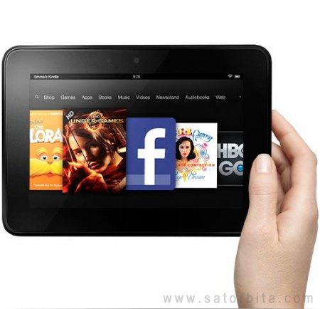 ����� �������� Kindle Fire HD 7