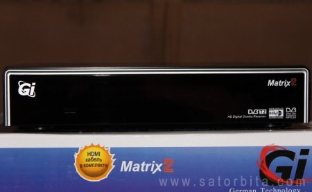 Обзор Galaxy Innovations Matrix2 (DVB-S2 + DVB-T2)
