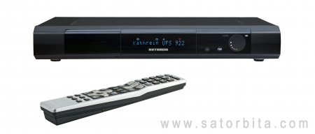 Kathrein UFS 922 HD PVR