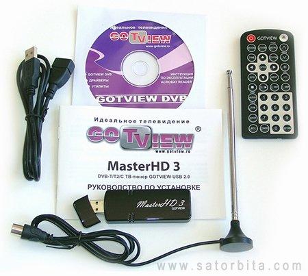 Продукция  GOTVIEW USB 20 MASTERHD 5  Описание