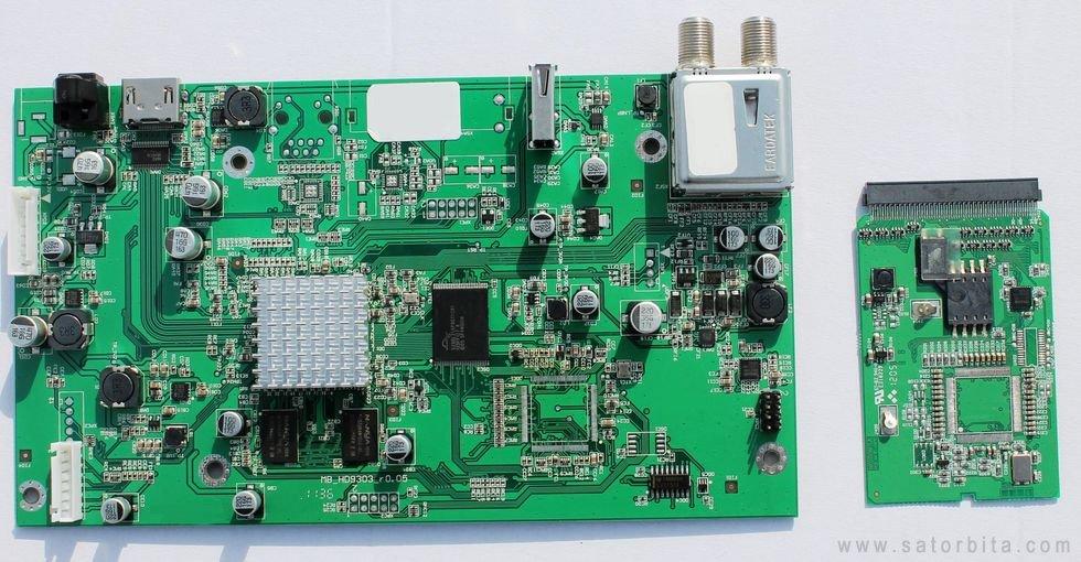 процессор из GS 9303 были