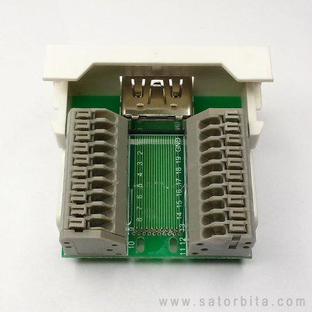 Распиновка HDMI кабеля